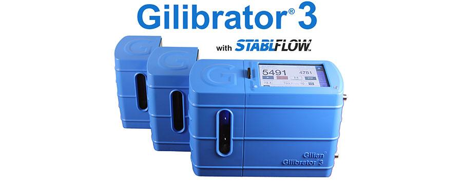 Débitmètre Gilibrator 3